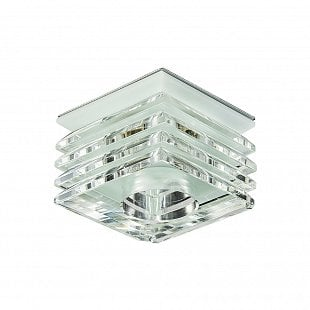 EMITHOR DOWNLIGHT CHROME/CLEAR