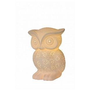 LUCIDE OWL stolová lampa