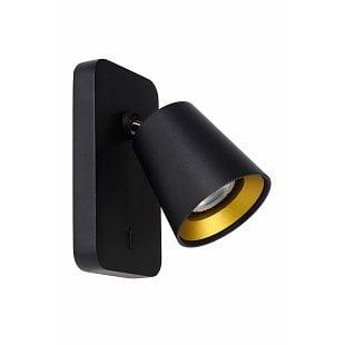 LUCIDE TURNON Black / Gold