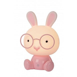 LUCIDE DODO Rabbit LED Ružová