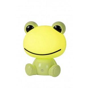 LUCIDE DODO Frog LED Zelená