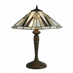 SearchLight TIFFANY TABLE