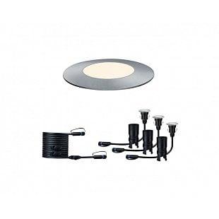 PAULMANN Plug&Shine zemní zápustné svítidlo Floor Mini IP65 3000K