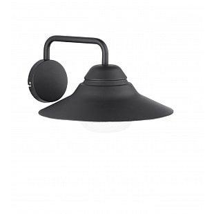 WOFI Venkovní svítidlo Paria 42W E27 černá