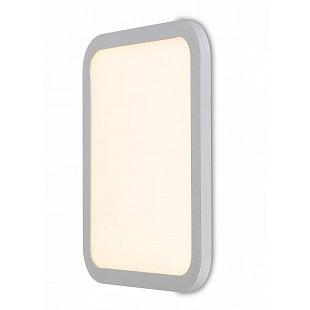 WOFI Nástenné svietidlo REEV LED 8,5W 750lm 3000-6000K 30x25cm dálk.ovládání