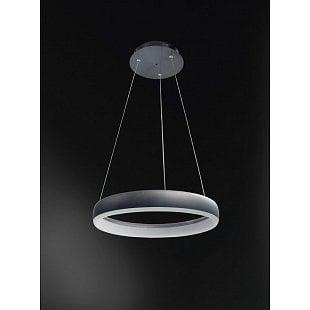 WOFI Závesné svietidlo CLINT LED 24W 1750lm 2800-6500K 40cm dálk.ovládání