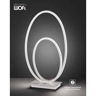 WOFI Stolová svietidlo Nia 16W 1200lm 3000K stmívatelná dotykem