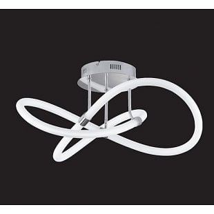 WOFI Stropné svietidlo MIRA LED 47W 4700lm 2700-6000K dálkové ovládání