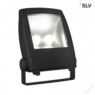 SLV LED FLOOD LIGHT  černá