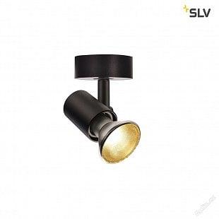 SLV SPOT E27, CW černá