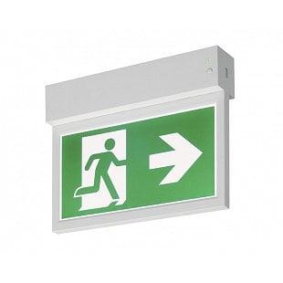 SLV P-LIGHT Emergency Exit sign