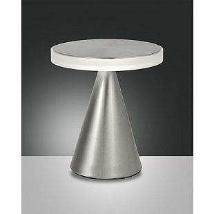 FABAS NEUTRA TABLE S.NICKEL