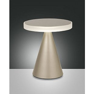 FABAS NEUTRA TABLE GOLD