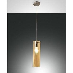 FABAS SINTESI SUSPENSION LAMP AMBER