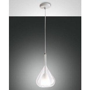 FABAS LILA SUSP.LAMP TRANSPARENT