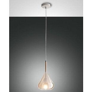 FABAS LILA SUSP.LAMP AMBER