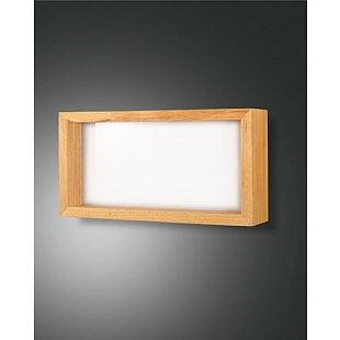 FABAS WINDOW WALL LAMP OAK L.605