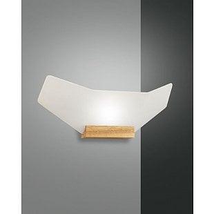 FABAS FLAP WALL LAMP OAK