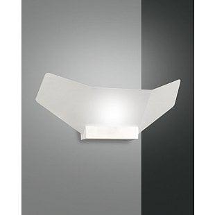 FABAS FLAP WALL LAMP WHITE