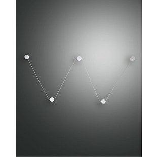 FABAS GIRO WALL LAMP WHITE
