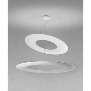 MADE Kyklos P2 biela LED