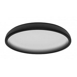 MADE Reflexio  čierna LED