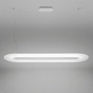 MADE Opti-Line  biela LED