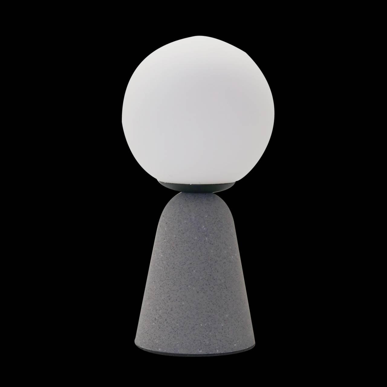 AZZARDO Newton B table dark grey AZ3463