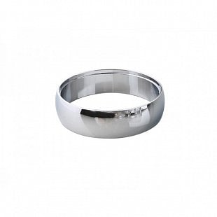 AZZARDO ADAMO RING CHROME