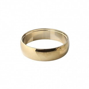 AZZARDO ADAMO RING GOLD