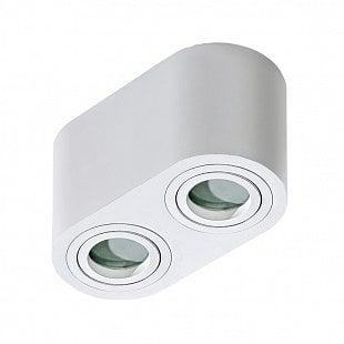 AZZARDO Brant 2 IP44 white