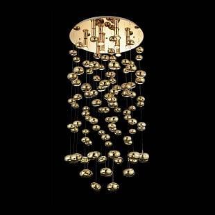 AZZARDO Luvia 125 XL gold