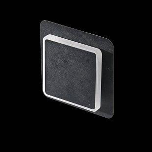 AZZARDO Onyx black LED