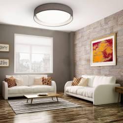 Moderné osvetlenie obývačky
