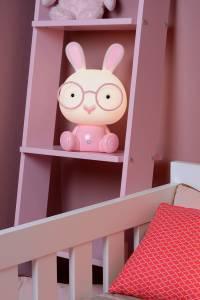 Detské dekoračné svietidlo - zajačik